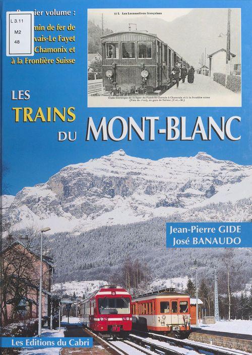 Trains du mont blanc (t1)