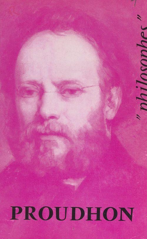 Proudhon  - Georges Gurvitch