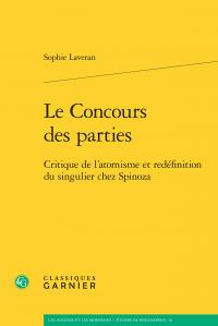 Le concours des parties ; critique de l'atomisme et redéfinition du singulier chez Spinoza