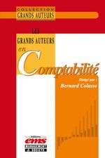 Vente EBooks : Les grands auteurs en comptabilité  - Bernard COLASSE