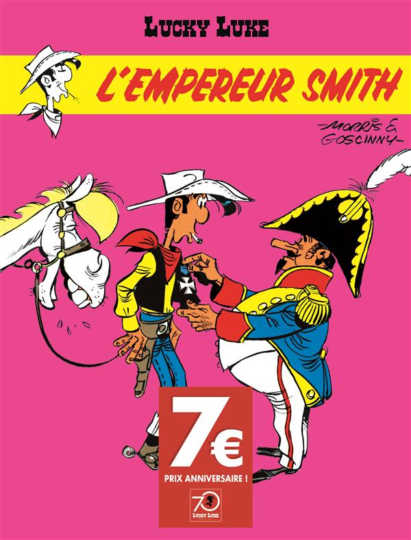 Lucky Luke T.13 ; l'empereur Smith