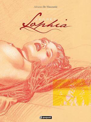 Secret Sophia  - Adrian De Vincentiis  - Adriano De Vincentiis
