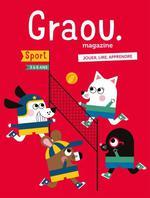 Couverture de Magazine Graou N 14 - Le Sport