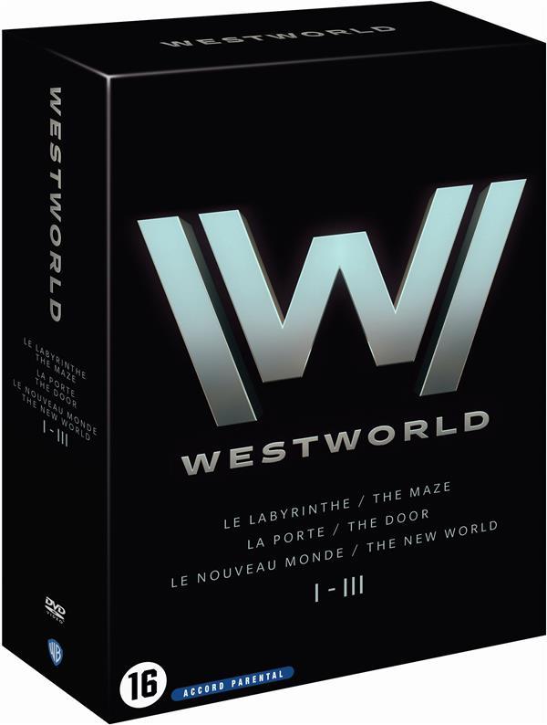Westworld - Saisons 1 à 3