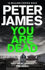 Vente Livre Numérique : You Are Dead  - Peter JAMES