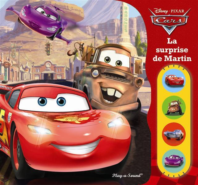 Cars ; la surprise de Martin