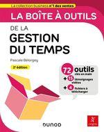 Vente Livre Numérique : La boîte à outils de la gestion du temps - 2e éd.  - Pascale Bélorgey