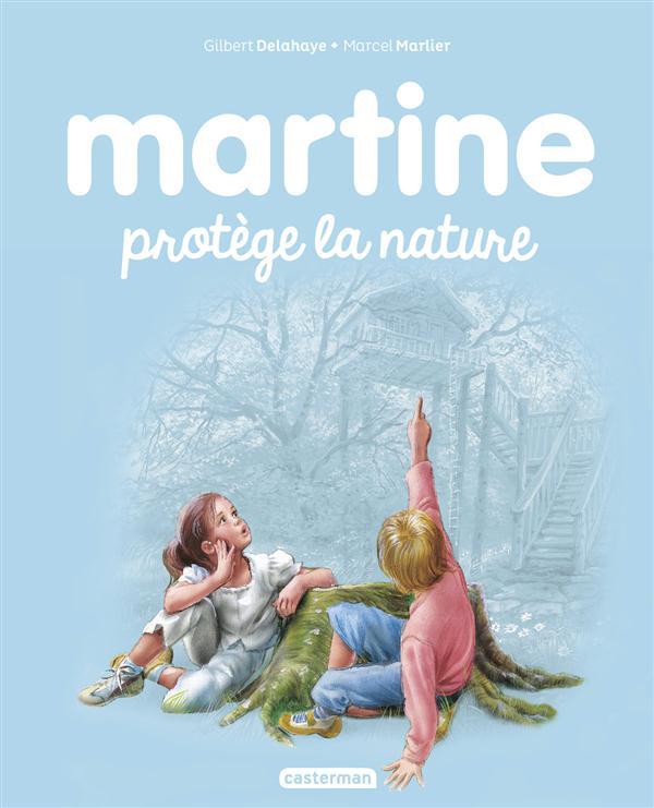 Martine T.59 ; Martine protège la nature