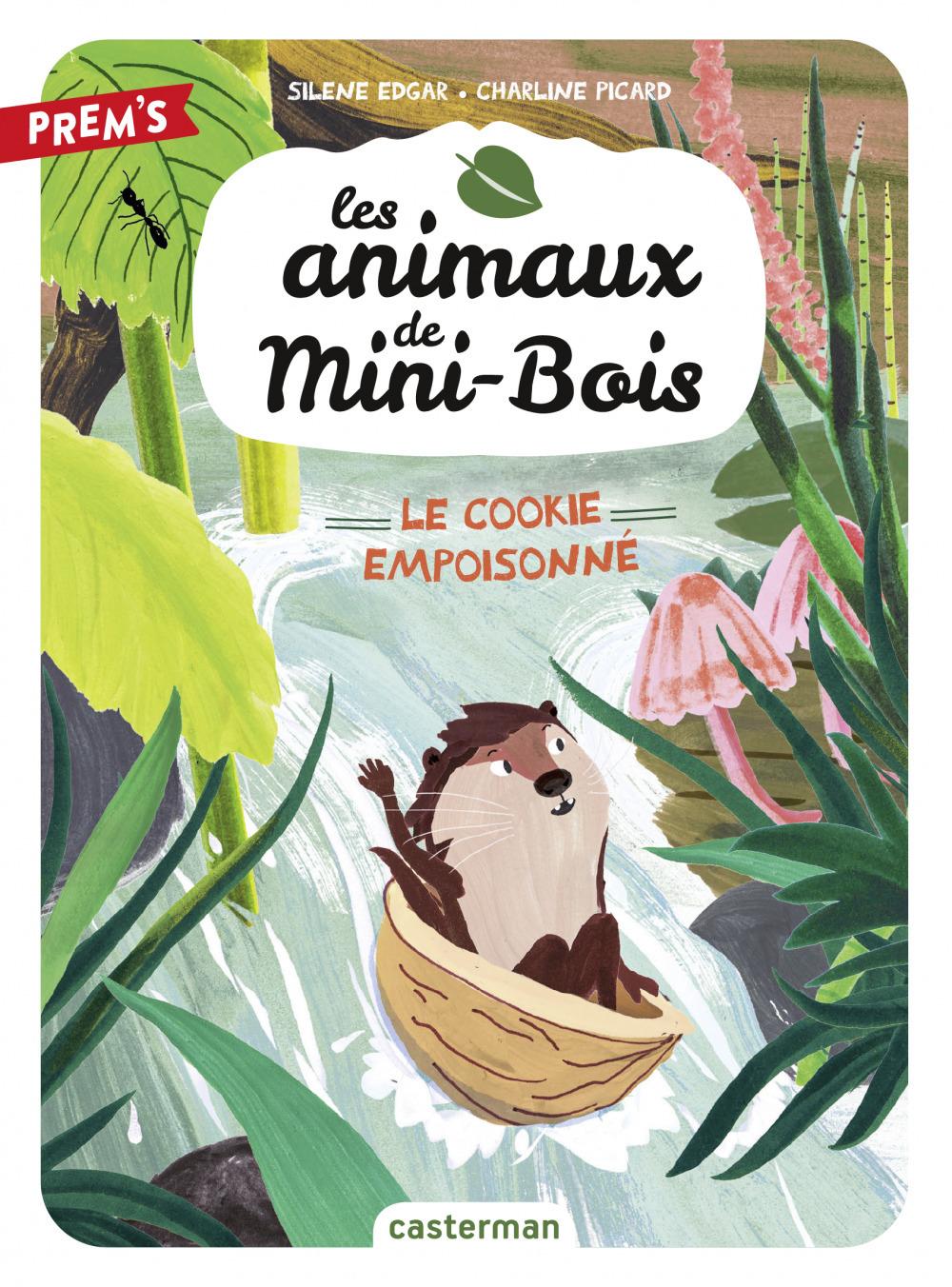 Les animaux de Mini-Bois (Tome 1)  - Le cookie empoisonné