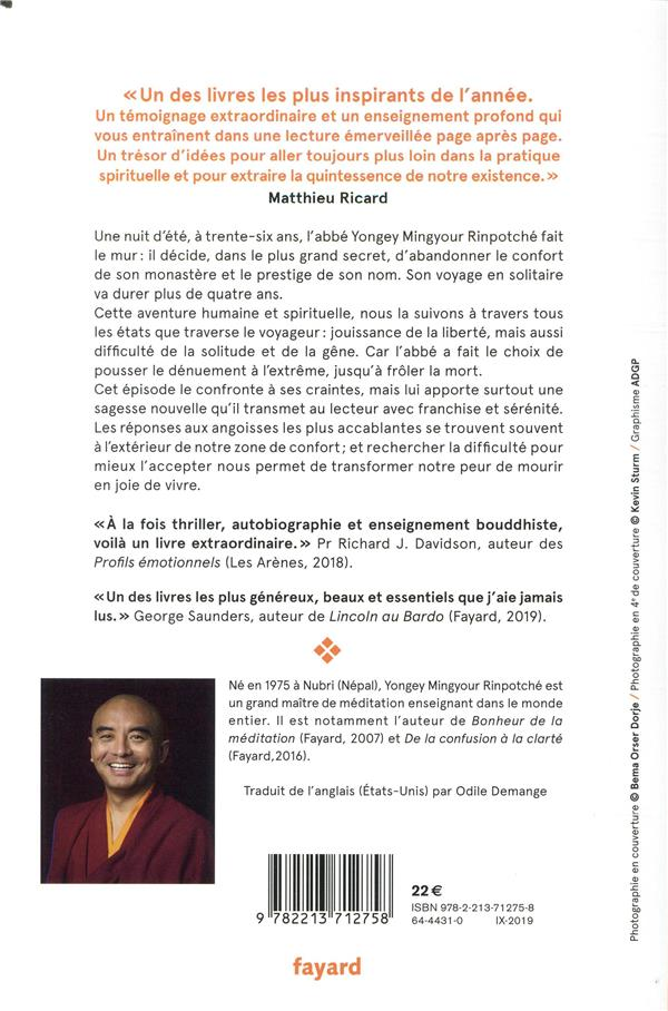 pour l'amour du monde : les pérégrinations d'un moine bouddhiste