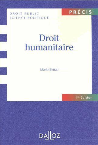 Droit Humanitaire