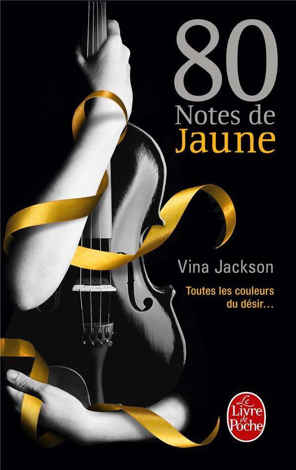 80 notes T.1 ; 80 notes de jaune