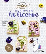 Vente Livre Numérique : Les petits plats de la licorne - j'adore  - Emilie LARAISON