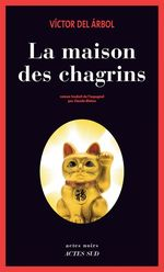 Vente EBooks : La maison des chagrins  - Victor del Árbol