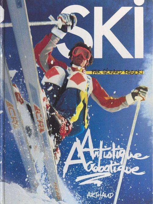 Ski artistique acrobatique