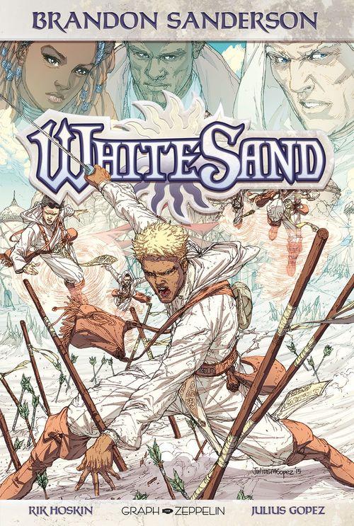 White sand t.1