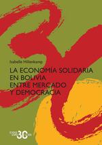 Vente Livre Numérique : La economía solidaria en Bolivia  - Isabelle HILLENKAMP