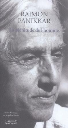 La Plenitude De L'Homme, Une Christophanie