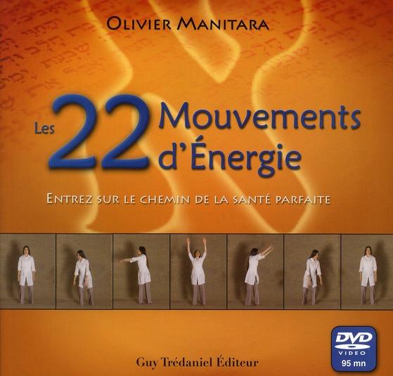 Les 22 mouvements d'energie