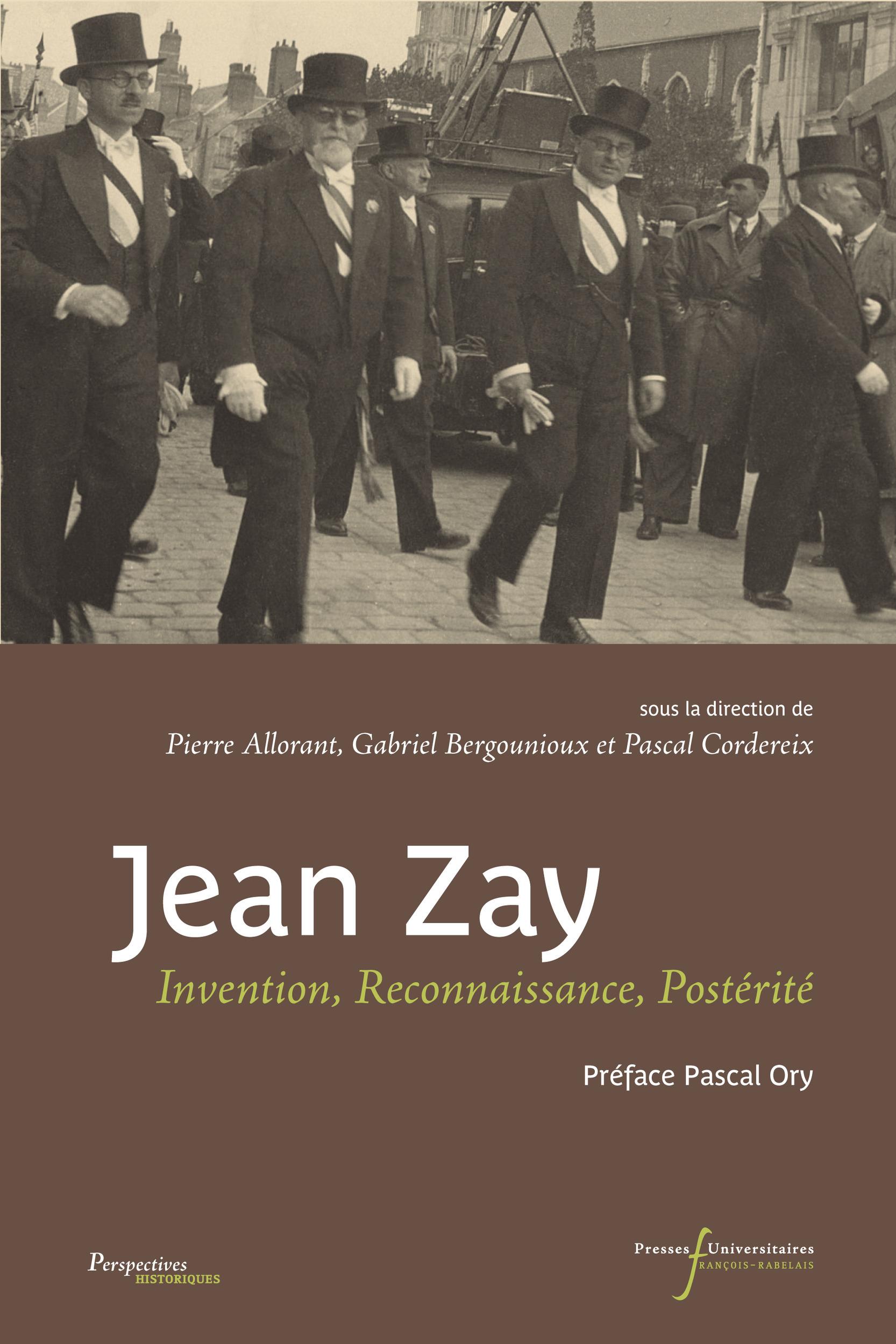 Jean zay - invention,reconnaissance, posterite