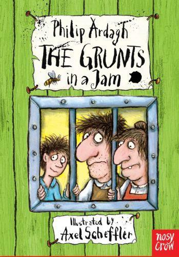 THE GRUNTS IN A JAM - GRUNTS : BOOK 3
