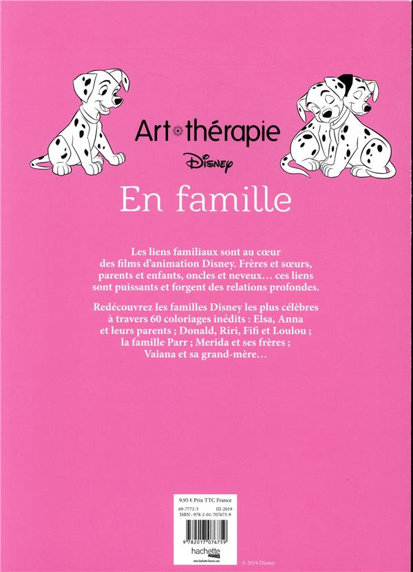 Art-thérapie ; en famille ; 60 coloriages anti-stress