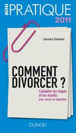 Vente Livre Numérique : Comment divorcer ?  - Laurence Gauvenet