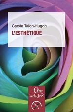 Vente EBooks : L'esthétique  - Carole Talon-Hugon