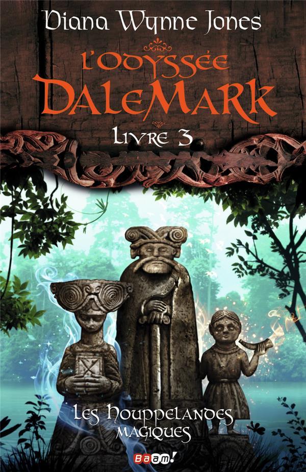 l'odyssée Dalemark t.3 ; les houppelandes magiques