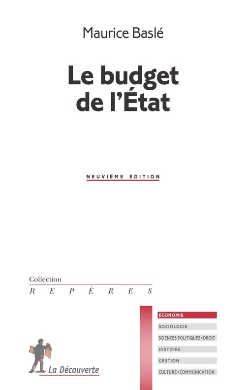 Le budget de l'Etat (9e édition)