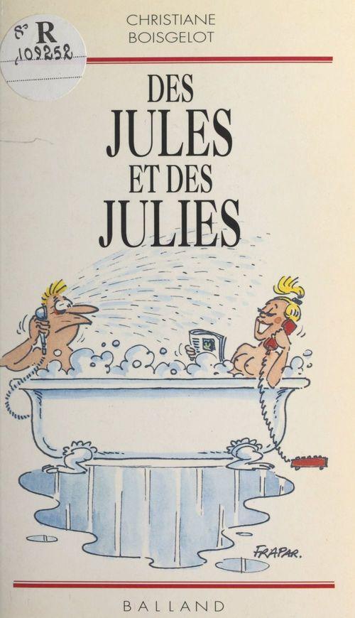 Des Jules et des Julies