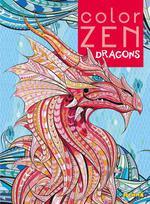 Couverture de Color Zen - Dragons