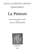 Vente Livre Numérique : La Peinture  - Jean-Luc Gautier-Gentès - Charles Perrault