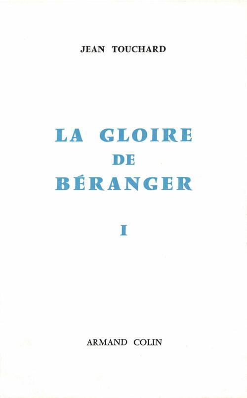 La gloire de Béranger