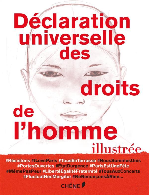 Déclaration universelle des droits de l'homme illustrée