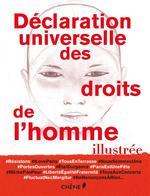 Couverture de Déclaration universelle des droits de l'homme illustrée