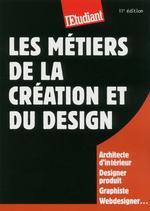 Les métiers de la création et du design  - Virginie Plaut