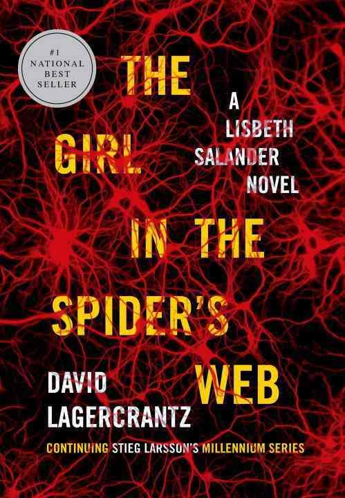 THE GIRL IN THE SPIDER''S WEB (MILLENIUM: BOOK 4) - LARGE PRINT EDITION