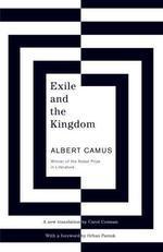Vente Livre Numérique : Exile and the Kingdom  - Albert Camus