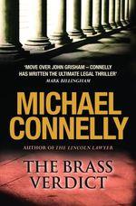 Vente Livre Numérique : The Brass Verdict  - Michael Connelly