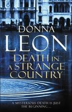 Vente Livre Numérique : Death In A Strange Country  - Donna Leon