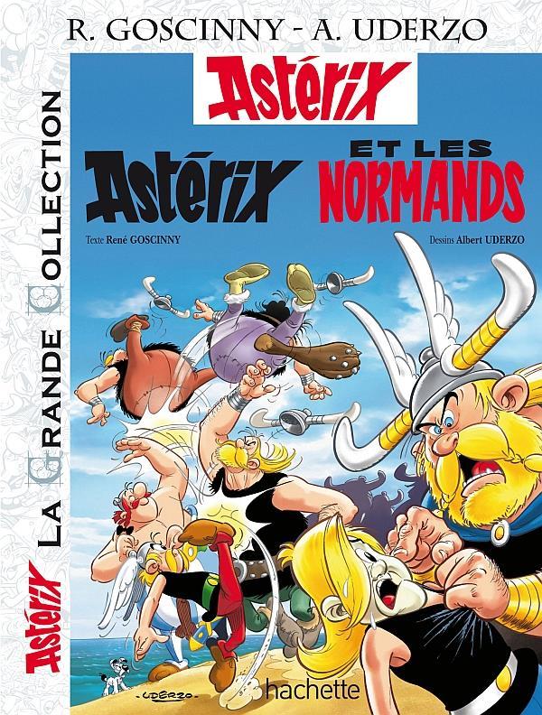 Astérix T.9 ; Astérix et les Normands