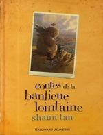 Couverture de Contes De La Banlieue Lointaine
