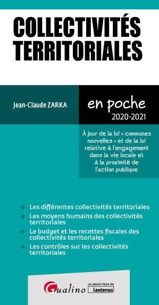 Collectivités territoriales (édition 2020/2021)