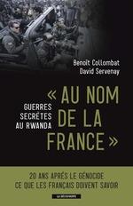 """ Au nom de la France ""  - Benoit Collombat - David Servenay"