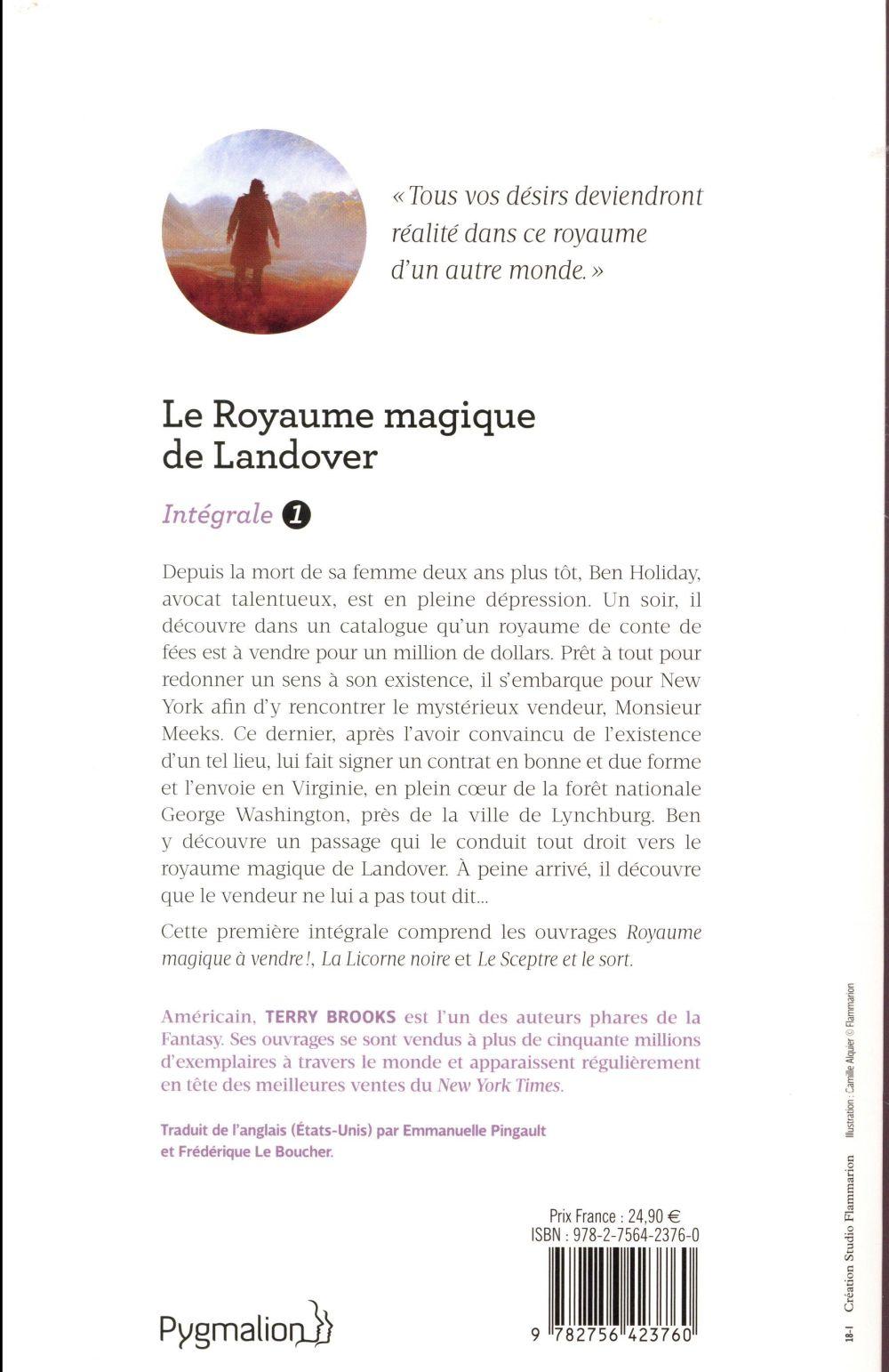 le royaume magique de Landover ; Intégrale vol.1 ; t.1 à t.3