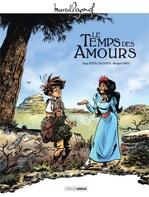 Vente Livre Numérique : Marcel Pagnol en BD - Le temps des amours  - Eric Stoffel - Serge Scotto