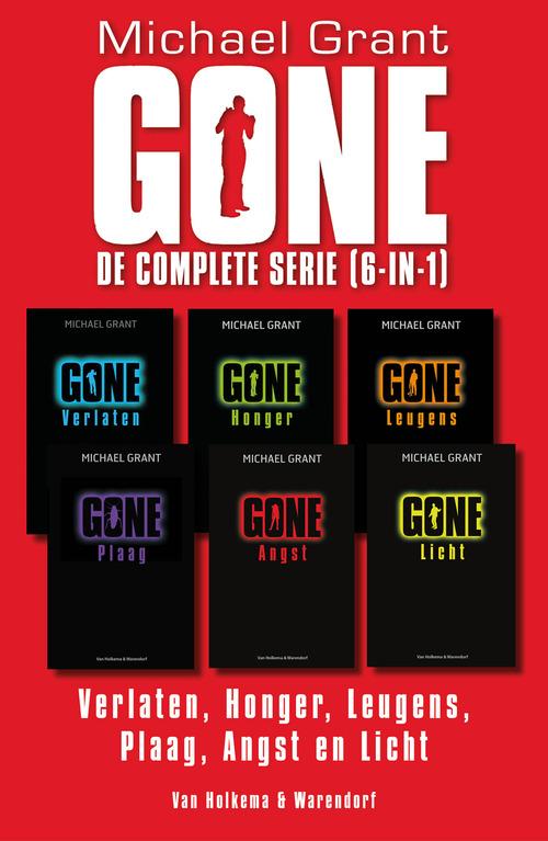 Gone de complete serie (6-in-1)