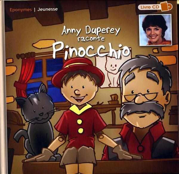 Anny Duperey raconte Pinocchio