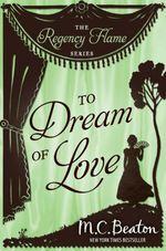 Vente Livre Numérique : To Dream of Love  - Beaton M C